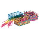 Roylco R-16003 Weaving Baskets 12 Baskets 150 Strip