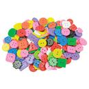 Roylco R-2132 Craft Buttons Asst 1 Lb Pk