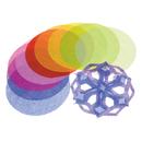 Roylco R-2172 Tissue Circles 4 Inch