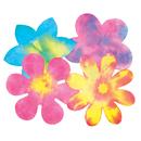 Roylco R-2440 Color Diffusing Flower 80/Pk