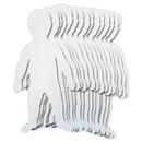 Roylco R-75401 Big Huge Fingerpaint Paper 24/Pk Shapes Kids