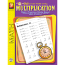 Remedia Publications REM5012C Multiplication Easy Timed Math Drills