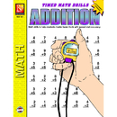 Remedia Publications REM501 Timed Math Facts Addition