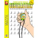 Remedia Publications REM502 Timed Math Facts Subtraction