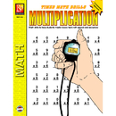 Remedia Publications REM503 Timed Math Facts Multiplication