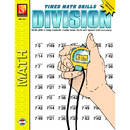 Remedia Publications REM504 Timed Math Facts Division
