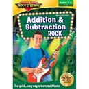 Rock N Learn RL-924 Addition & Subtraction Rock Dvd