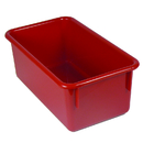 Romanoff Products ROM12102 Stowaway No Lid Red
