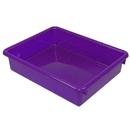 Romanoff ROM15106 3In Purple Stowaway Letter Tray