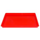 Romanoff Products ROM36902 Creativitray Fingerpaint Tray Red