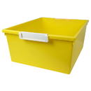 Romanoff Products ROM53603 12Qt Yellow Tray W Label Hold
