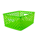 Romanoff Products ROM74015 Small Lime Woven Basket