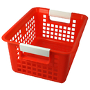 Romanoff Products ROM74902 Red Book Basket
