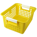 Romanoff Products ROM74903 Yellow Book Basket