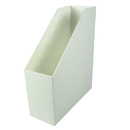 Romanoff Products ROM77701 Magazine File White 9.5X3.5X11.5
