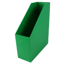 Romanoff Products ROM77705 Magazine File Green 9.5X3.5X11.5