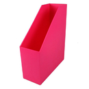 Romanoff Products ROM77707 Magazine File Hot Pink 9.5X3.5X11.5