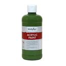 Rock Paint / Handy Art RPC101045 Acrylic Paint 16 Oz Green Oxide