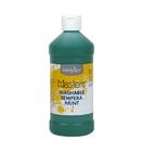 Rock Paint / Handy Art RPC211745 Little Masters Green 16Oz Washable - Paint