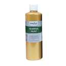 Rock Paint / Handy Art RPC231162 16Oz Metallic Gold Tempera Paint