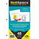 Pathways For Learning RS-48FP Redi Space Transitional Notebook