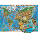 Round World Products RWPDM002 Childrens Animals Of The World