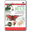 Round World Products RWPTS02 Tin Set Discover Bugs Wonders Of Learning
