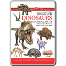 Round World Products RWPTS03 Tin Set Discover Dinosaurs Wonders Of Learning