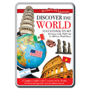 Round World Products RWPTS05 Tin Set Discover The World Wonders Of Learning