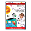 Round World Products RWPTS06 Tin Set Discover Science Wonders Of Learning