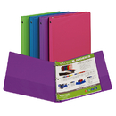 Samsill SAM11199 Fashion Color Binder 1/2In Capacity