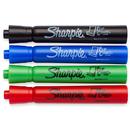 Sanford L.P. SAN22474 Marker Set Flip Chart 4 Color Set Black Red Blue Green