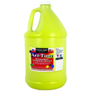 Sargent Art SAR173602 Yellow Art-Time Washable Paint Glln
