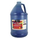 Sargent Art SAR173650 Blue Art-Time Washable Paint Gallon