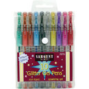 Sargent Art SAR221501 10Ct Glitter Gel Pen