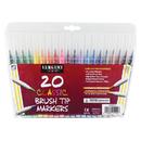 Sargent Art SAR221522 Sargent Art 20Ct Classic Brush Tip - Markers
