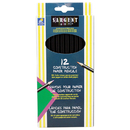 Sargent Art SAR227209 Colored Pencils For Construction - Paper 12 Color Set