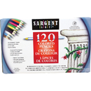 Sargent Art SAR227252 Sargent Art Colored Pencils 120 - Colors
