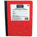 Sargent Art SAR231521 Red Composition Book 100 Sheets