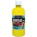 Sargent Art SAR242402 16Oz Acrylic Paint - Yellow