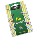 Sargent Art SAR550916 Crayons 16 Count Tuck Box