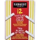Sargent Art SAR662012 Sargent School Gr Dustless Chalk