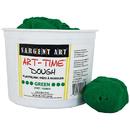 Sargent Art SAR853366 3Lb Art Time Dough - Green