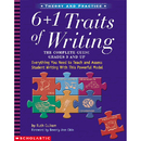 Scholastic Teaching Resources SC-0439280389 6 & Up 1 Traits Of Writing The Complete Guide