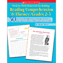 Scholastic Teaching Resources SC-0439517796 Week-By-Week Homework For Building Reading Comprehension & Fluency Gr