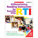 Scholastic Teaching Resources SC-521486 Differentiating Reading Instruction For Success With Rti