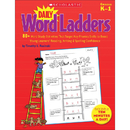 Scholastic Teaching Resources SC-522379 Daily Word Ladders Gr K-1