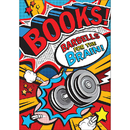 Scholastic Teaching Resources SC-581931 Books Barbells Pop Chart