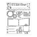 Scholastic Teaching Resources SC-594316 Personal Posters Stem Star Initiative