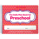 Scholastic Teaching Resources SC-806458 Daily Plan Book For Preschool